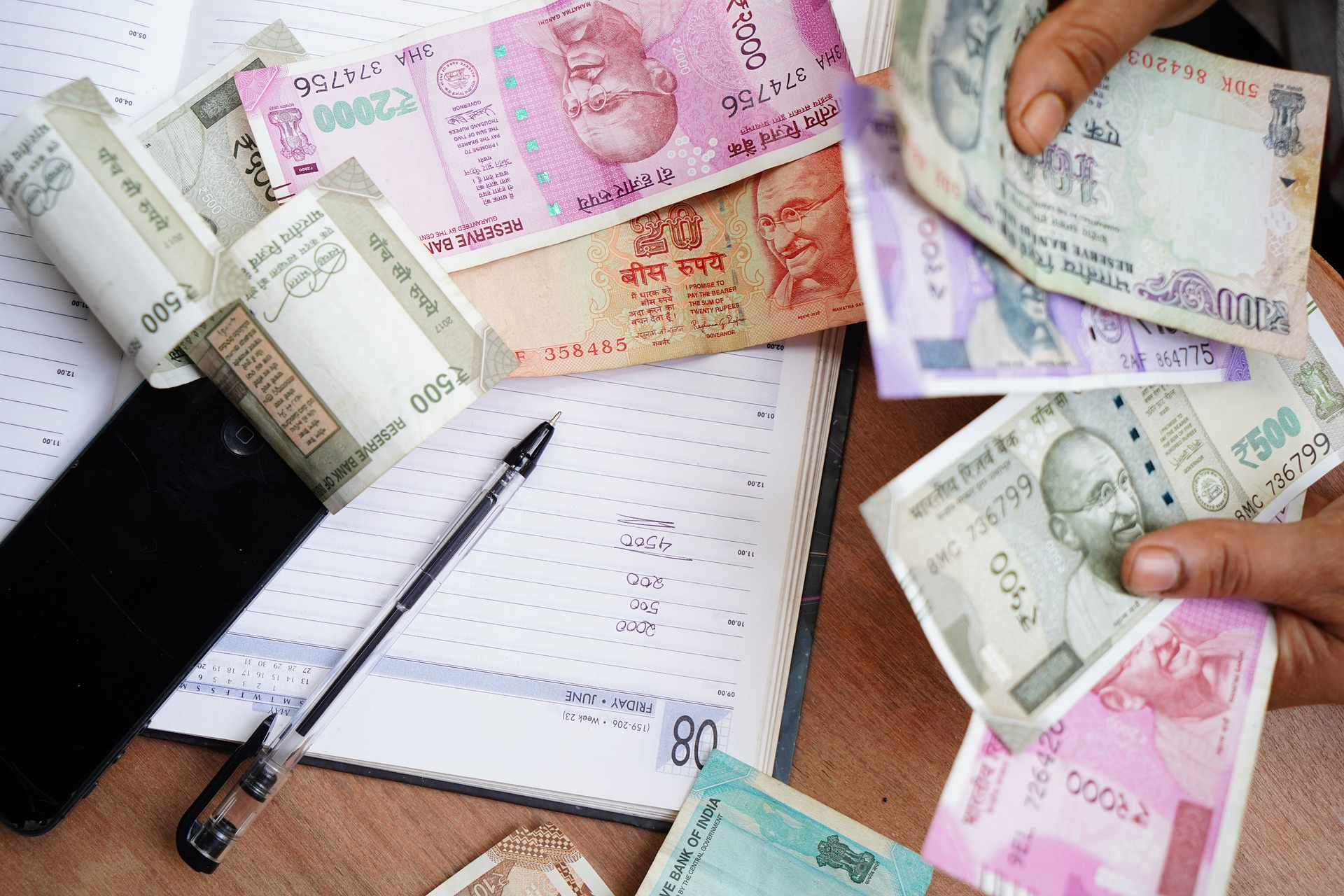 Notes in circulation have increased since demonetisation