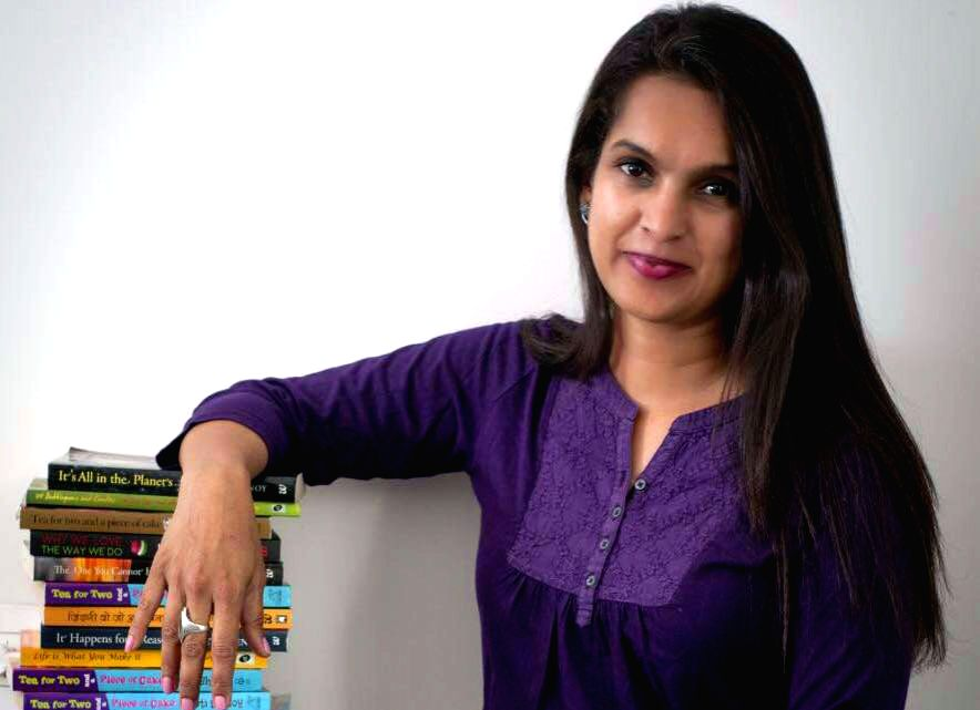 Preeti Shenoy on good writing and promotion of reading