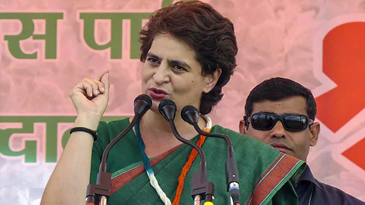 Priyanka slams Ravi Shankar Prasad for comment on economy