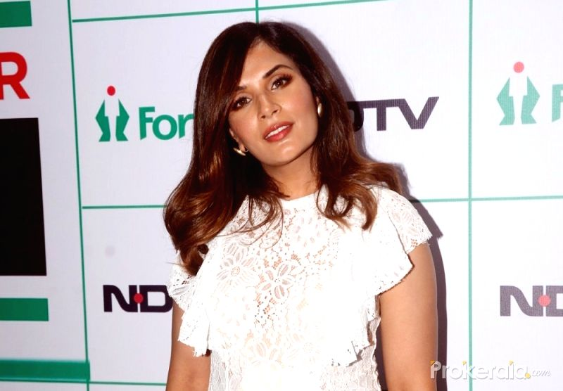 Being an educated girl a privilege in India: Richa Chadha
