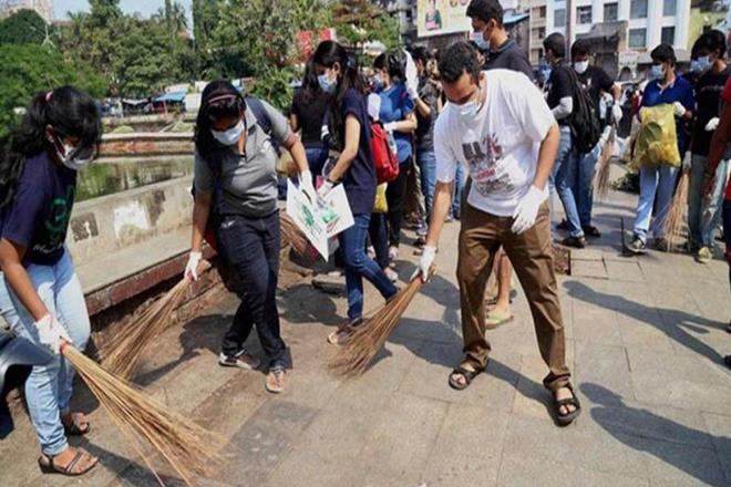 India spent nearly Rs 4Kcr on Swachh Bharat info, education: Study