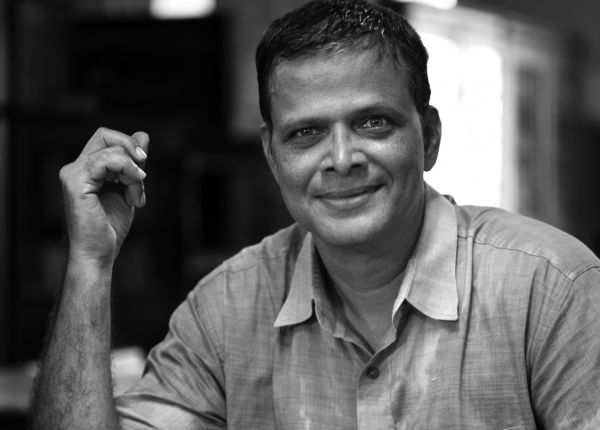A writer is someone who rewrites: Jerry Pinto