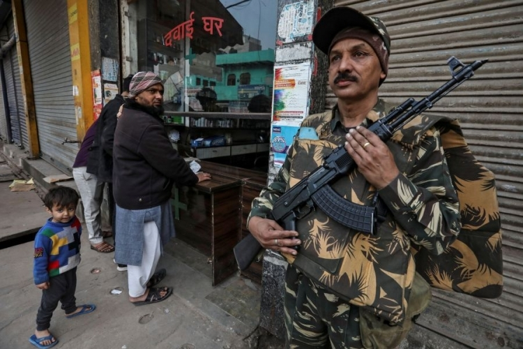 Police arrest over 500 for Delhi sectarian violence