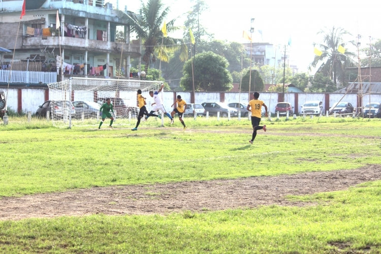 DFL: State Boys Hostel wins,  Tribals United & Fugu FC draw