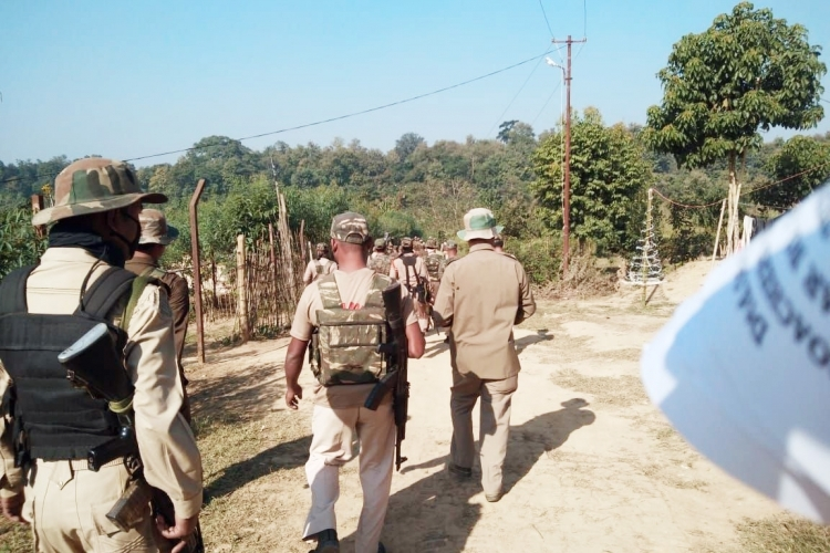 Assam Forest dept serves eviction notice in Nagaland's Rilan village