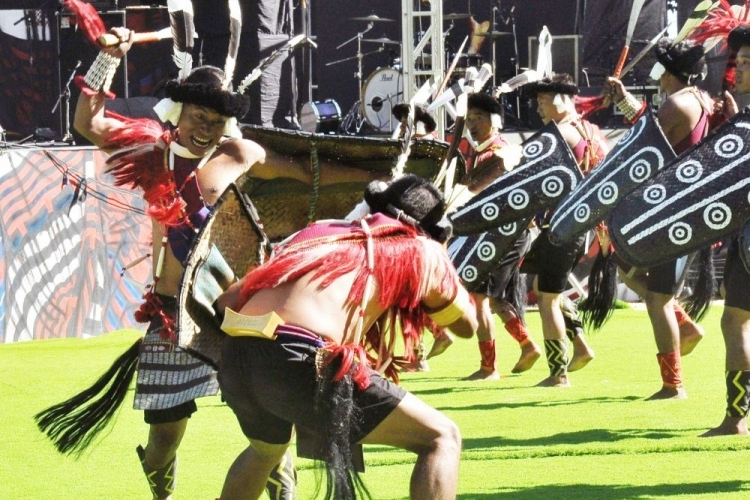 Different tribes and cultures connect at Hornbill Festival