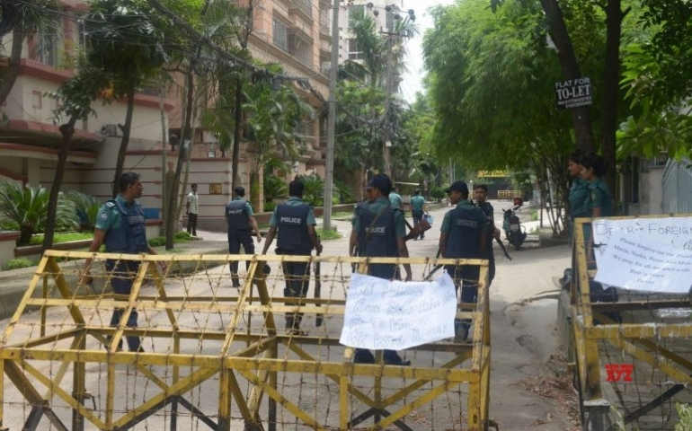 7 JMB men sent to gallows for Dhaka cafe attack