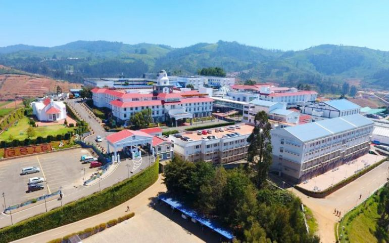 GSIS Ooty aims to be Asia's top school soon
