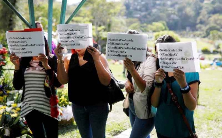 High-profile El Salvador femicide case exposes deadly gender violence
