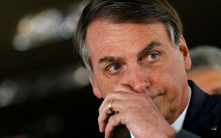 Bolsonaro's popularity jumps as Brazil economy improves, crime drops