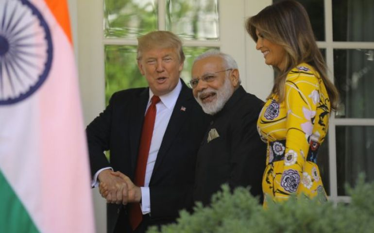 Trump, Melania to visit India on Feb 24-25