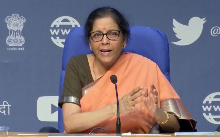 Sitharaman's Rs 1.7 lakh cr package focuses on poor, women