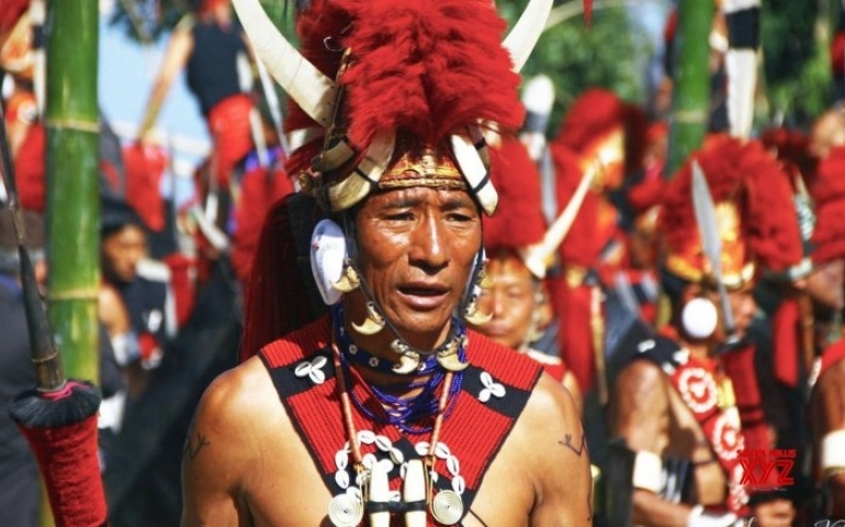 Tripura organises its first-ever 'Hornbill Festival'