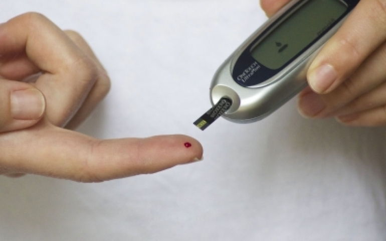 Diabetes drug linked to increased risk of heart problems (Ld)
