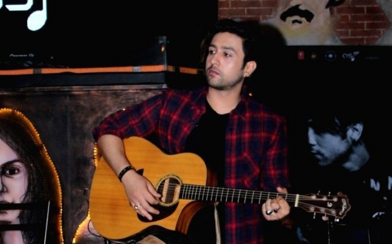 Adhyayan Suman: Not shifting focus from acting to singing