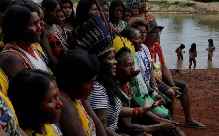 Indigenous leader from threatened tribe killed in Brazil