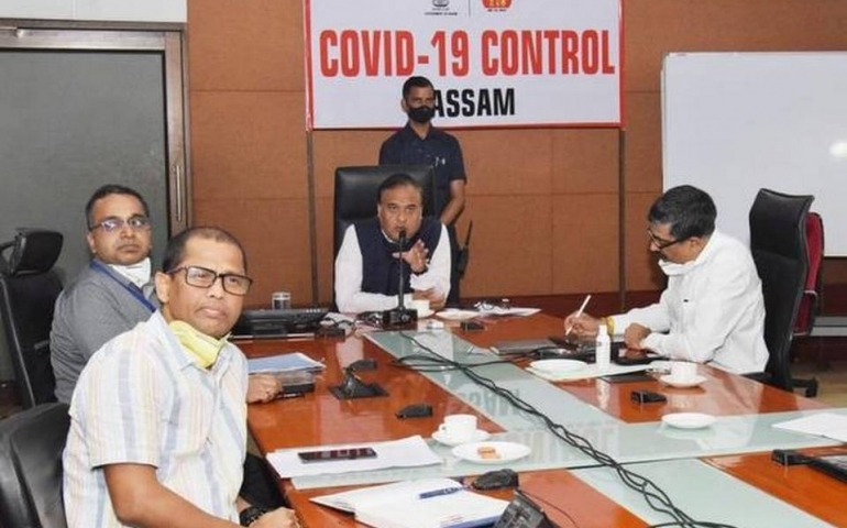 3 more test positive for COVID-19 in Assam, total cases rise to 16