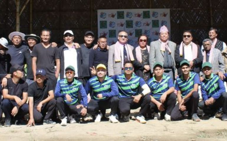 10th Silver Cup T20 Cricket Tourney begins