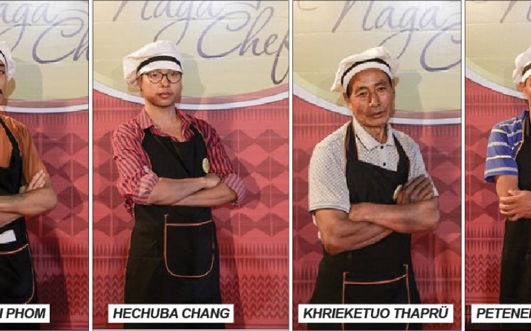 Naga Chef-7: Top four cooks revealed