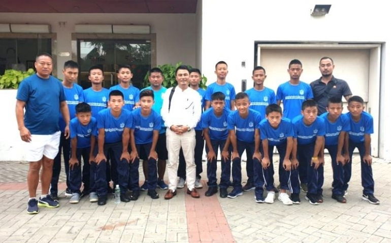 In biggest Subroto Cup yet, U-14 boys sole representatives from Nagaland