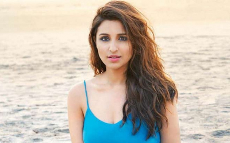 Parineeti starts shooting for 'The Girl On The Train'