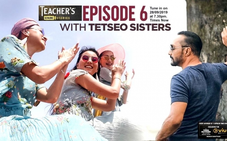 Tetseo Sisters from Nagaland to feature in 'Teacher's Genuine Stories'