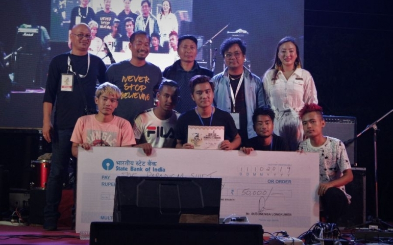 ARJU AUTUMN FEST: The Paradigm Shift wins 'Battle of Bands'