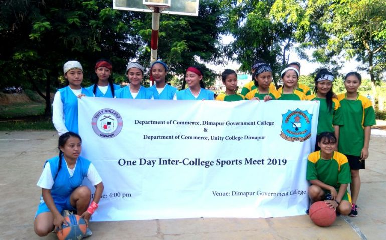 Inter college sports meet held