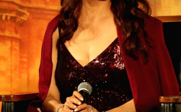 Madhuri Dixit launches YouTube channel