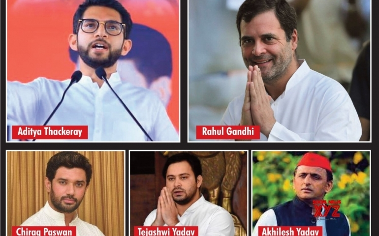 'Putramoh' -- 5 sons in Indian politics who remind us of Mahabharata