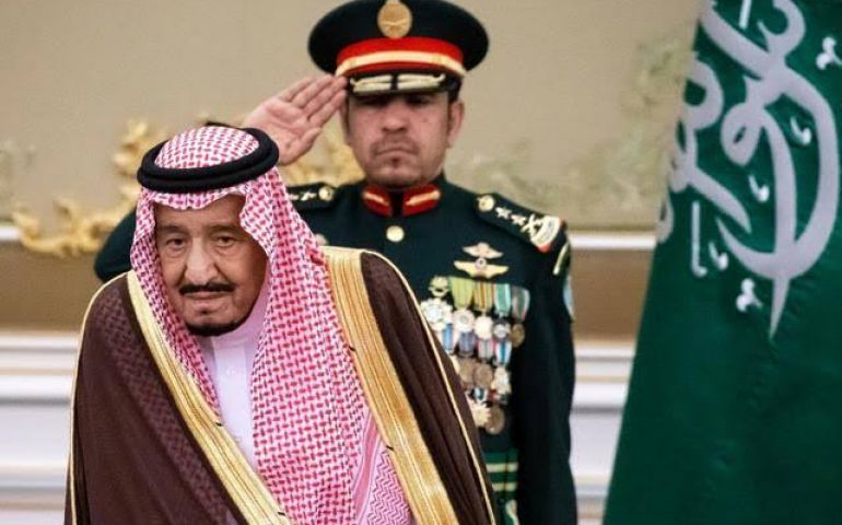 Saudi king calls Trump after shooting in US military base