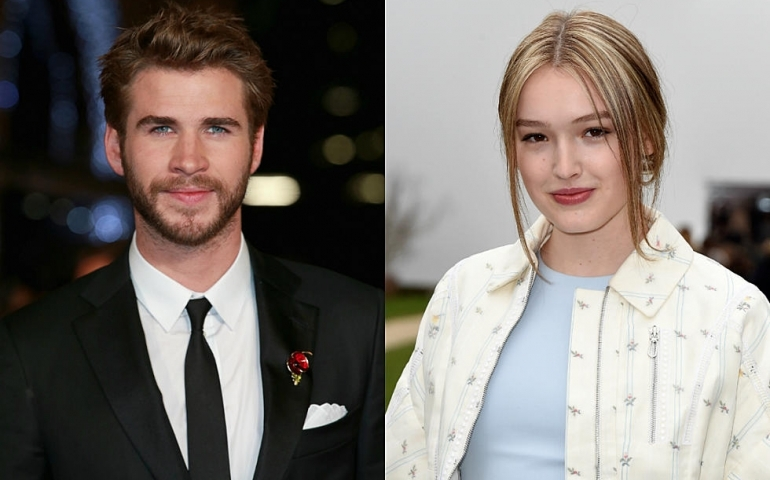 Liam Hemsworth, Maddison Brown engage in PDA in NY
