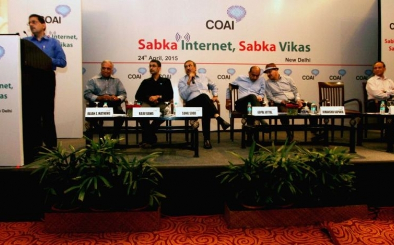 No need for extra spectrum to maintain network quality: COAI