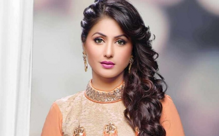 Hina Khan: Entertainment happened by chance
