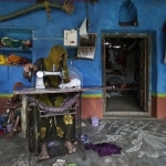 India's 'hidden' home garment workers feared losing out on coronavirus aid