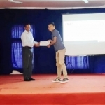 ICFAI honours outgoing NSS volunteers