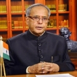 Heartening to see people's belief in Constitution: Mukherjee
