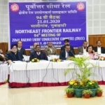 NFR's Sanjive Roy highlights, assures improved services at ZRUCC meeting