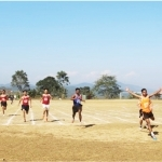 Sainik School Punglwa sports meet concludes