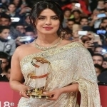 Priyanka gets emotional after Marrakech Film Fest honour
