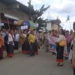 Manipur: 10 hurt in protest over housewife's death